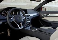 Se filtran nuevas fotos del Mercedes Clase C Coupé