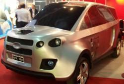 Se presentó el concept del Auto Popular Argentino