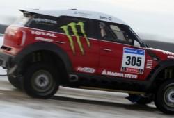 Se presentó oficialmente el Mini All4 que correrá el Dakar 2011