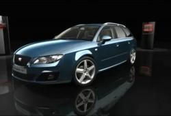 Seat Exeo ST el mejor coche de empresa en Alemania