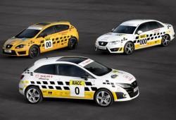 Seat presume de coches cero en el rally de Cataluña