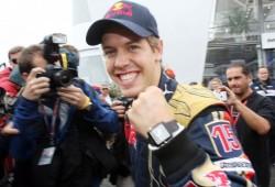 Sebastian Vettel renovó contrato con Red Bull Racing