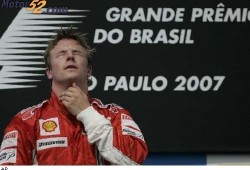 Según Raikkonen, Massa no tiene nada que perder