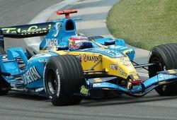 Segundo dia de entrenamiento de Alonso