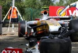 Sin sanciones por la colisión de la primera vuelta de Spa