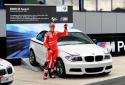 Stoner se quedó con el deportivo BMW