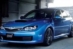 Subaru anuncia el lanzamiento del Impreza WRX STI Spec C.