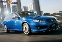 Subaru anunciará un aumento de las ventas durante el 2008