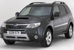 Subaru Forester SureTrak para el Reino Unido