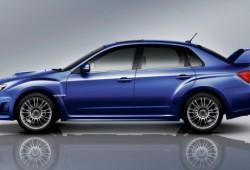Subaru WRX STI 2011 era un sedan
