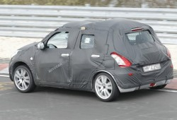 Suzuki ya prueba el nuevo Swift.