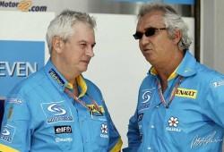 Symonds analiza las chances de Renault en Bélgica