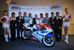Thai Honda PTT-SAG ya es oficial en 250cc