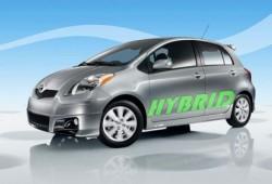 Toyota fabricaría un Yaris electrico en Francia.
