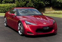 Toyota FT-86 cambiará de nombre