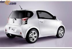Toyota iQ: un pequeño gran coche