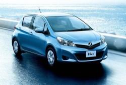 Toyota revela las primeras imágenes oficiales del nuevo Yaris.