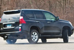 Toyota suspende las ventas del GX 460 a nivel mundial.