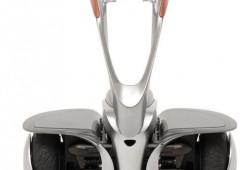 Toyota Winglet, desplázate sobre dos ruedas