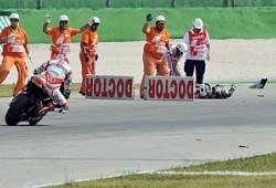 Trágico accidente en Moto2, muere Shoya Tomizawa