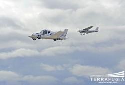 Transition, el coche volador a la venta en 2011