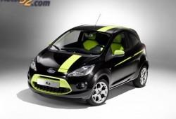 Tres versiones para el nuevo Ford Ka