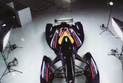 Un prototipo del Red Bull X1 será exhibido en Madrid