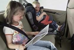 Una nueva campaña para proteger a los niños en el coche