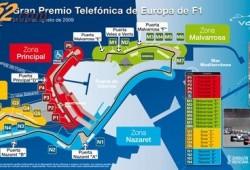Valencia pone a la venta las entradas para el GP de Europa