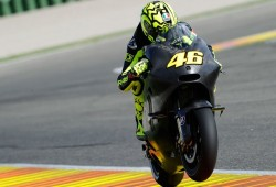 Valentino Rossi, asesor de neumáticos Bridgestone