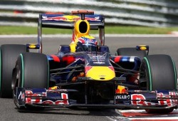 Vettel, enojado con su rendimiento en la clasificación