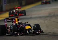 Vettel optimista de cara al mundial y Webber sigue líder