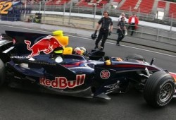 Vettel termino feliz con su quinto puesto