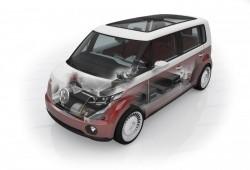 Volkswagen  Bulli.  El eterno Hippie en Ginebra