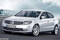 Volkswagen Passat 2011 se presentaría en el Salón de París