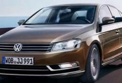 Volkswagen Passat 2012, otra imagen filtrada marca el comienzo de su presentación