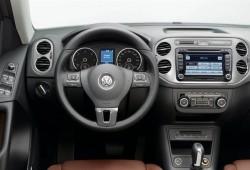 Volkswagen presenta el facelift del Tiguan antes de su presentación en Ginebra
