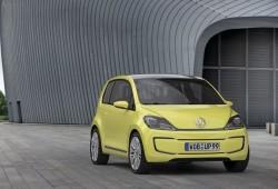 Volkswagen Up llegará listo para producción en Frankfurt 2011