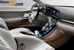 Volvo nos desvela el S60 concept.
