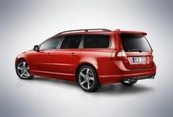 Volvo suma las versiones R-Design al V70 y Executive al S80
