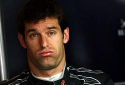Webber renovó su contrato con Red Bull
