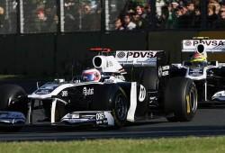 Williams aún no ha mostrado su potencial
