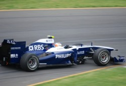 Williams espera que mejore Cosworth