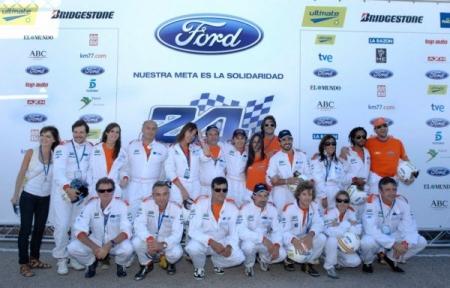8ª edición de la Carrera Solidaria 24 Horas Ford en el Circuito del Jarama