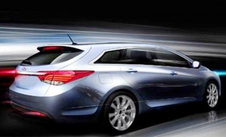Así se verá el Hyundai i40W
