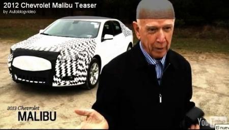 Chevrolet sigue dando que hablar con el nuevo Malibú