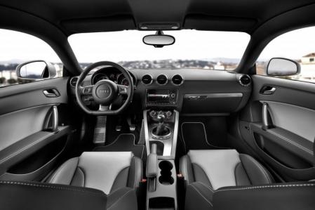 Estos son los cambios para el Audi TT Coupé y Roadster 2011.