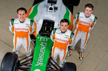 GP Bahrein: Previo Force India: Este año el podio es posible
