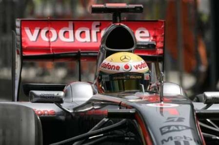 GP de Bahrein: Hamilton comienza fuerte