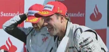 GP Italia: Barrichello se impone en Monza. Button segundo.